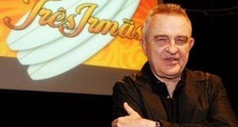 """Globo não aprova sinopse de Antonio Calmon; autor é colocado na """"geladeira"""""""