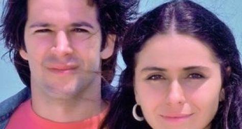 Ex-casal Giovanna Antonelli e Murilo Benício repetirá romance em Favela Chique