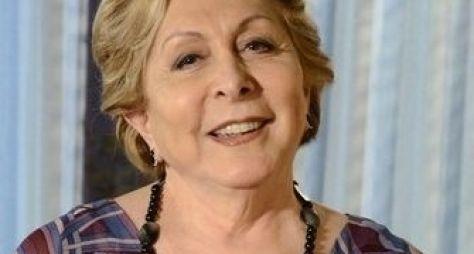 Aracy Balabanian se recupera de pneumonia, mas segue afastada de Geração Brasil