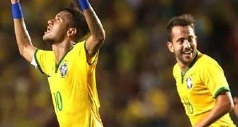 Globo altera programação para exibir amistoso na terça (9)