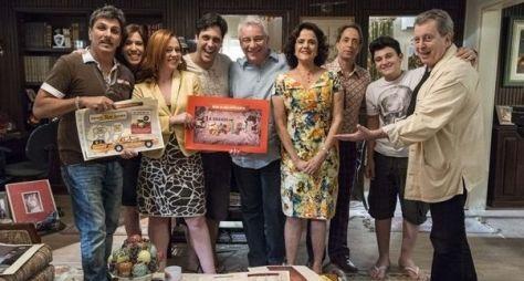 Globo exibe, hoje à noite, o último episódio de A Grande Família