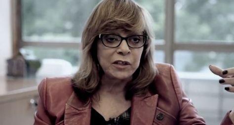"""Glória Perez sobre Dupla Identidade: """"O tema não é psicopatia, é serial killer"""""""