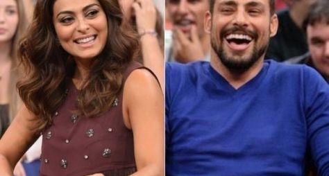 Juliana Paes e Cauã Reymond devem protagonizar novela ou seriado em 2015