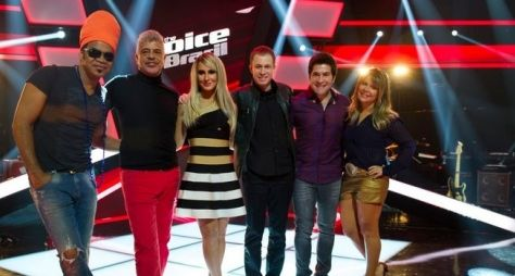 The Voice Brasil 3x01 – Audições às Cegas, Parte 1