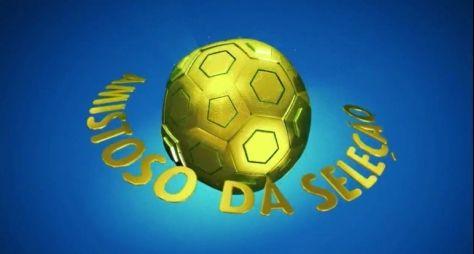 Globo define equipe para amistosos da seleção brasileira