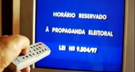 Horário Eleitoral volta a ser exibido nesta quinta-feira, 9