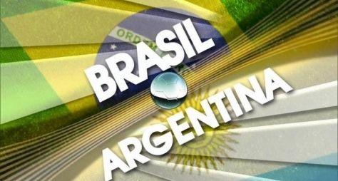 Globo exibe neste sábado jogo entre Brasil e Argentina
