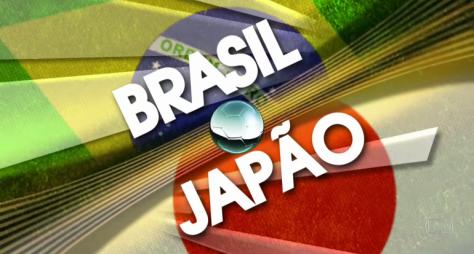 Globo muda grade de terça-feira para exibir jogo entre Brasil e Japão