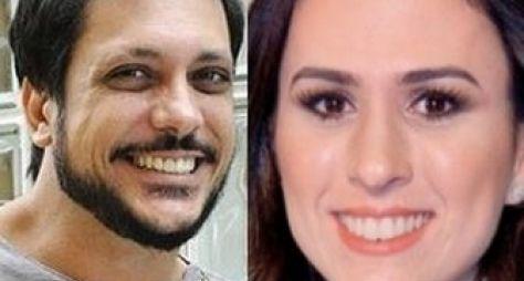 Lucio Mauro Filho fará par romântico com Tatá Werneck em Lady Marizete