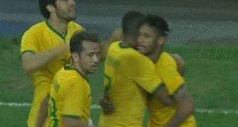 Amistoso da Seleção aumenta audiência da Globo na manhã desta terça (14)