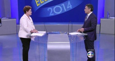 Globo define programação na reta final das eleições