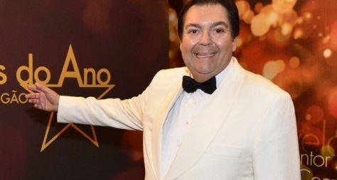 Globo planeja renovação de contrato de Fausto Silva