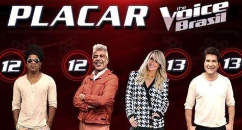 The Voice Brasil 3x05 – Audições Às Cegas, Parte 5