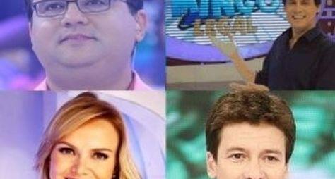 Audiências de domingo: Eliana e Celso Portiolli perdem para a Record