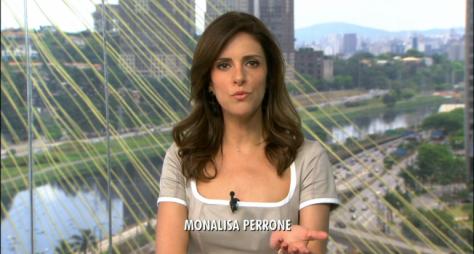 Globo define título provisório de seu novo telejornal