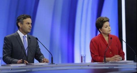 Emissoras têm audiência maior com debates entre presidenciáveis