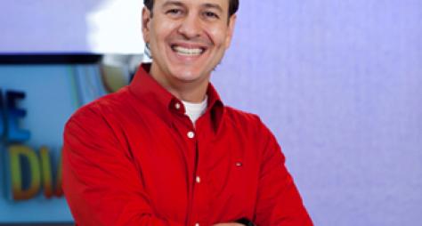 Celso Zucatelli deixará o Hoje em Dia, diz jornalista