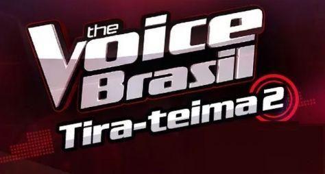 The Voice Brasil – 3x10 – Tira-Teima, Parte 2
