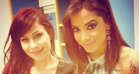Pitty e Anitta discordam em debate no Altas Horas