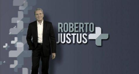 Roberto Justus + será nas noites de domingo no ano que vem
