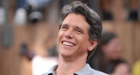 Marcio Garcia pode ter oportunidade como apresentador na Globo
