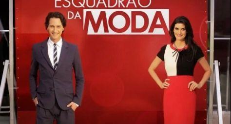Arlindo Grund e Isabella Fiorentino renovam com o SBT