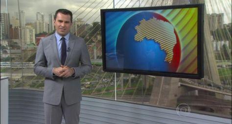 Manhãs da Globo crescem com estreia do Hora Um da Notícia