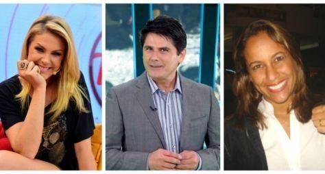 Record anuncia os novos apresentadores do Hoje em Dia
