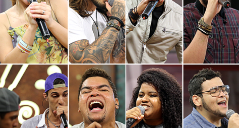 The Voice Brasil 3x13 – Semifinais (TOP 8)
