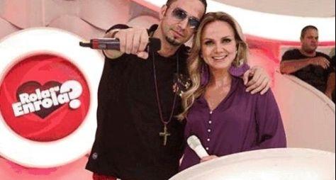 Eliana estreia nova temporada do quadro Rola ou Enrola