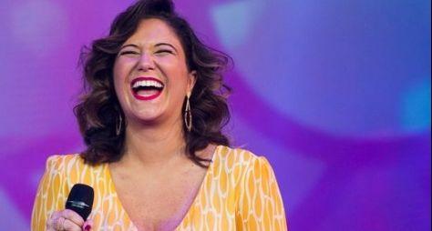 Maria Rita emociona público no palco do Sai do Chão