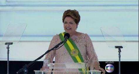 TV Globo registra baixa audiência com posse de Dilma Rousseff
