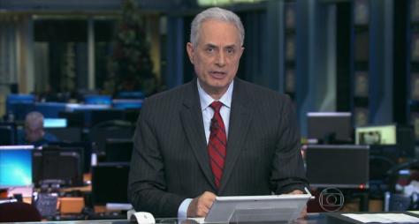 Jornal da Globo tem maior audiência desde 2013 após Ano Novo