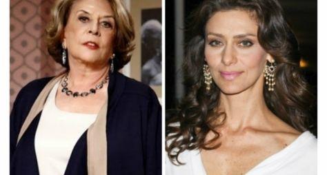 Atrizes se preparam para viverem mesma personagem em série da Globo