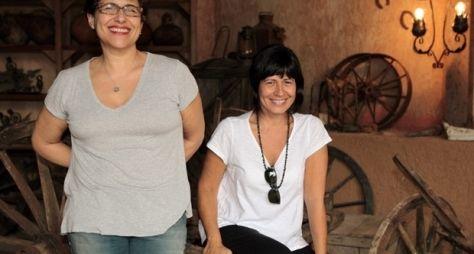 Thelma Guedes e Duca Rachid começam a trabalhar em sinopse