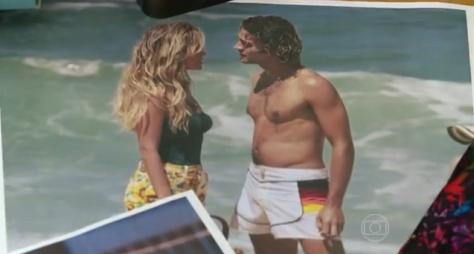 Vídeo Show mostra imagem da novela da Record