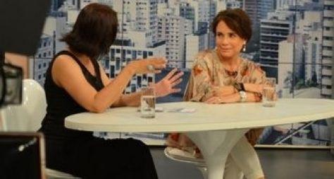 Regina Duarte diz que o brasileiro está perdendo interesse por novelas