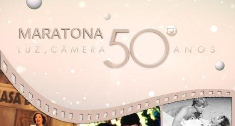 Confira o desempenho de audiência do Festival Luz, Câmera 50 Anos