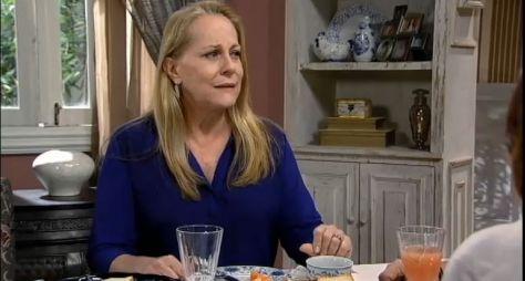 Lucinha Lins comenta o drama de sua personagem em Vitória