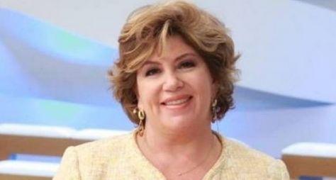 Silvia Poppovic negocia programa com a Record News