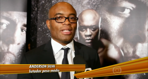 Anderson Silva é afastado do The Ultimate Fighter Brasil