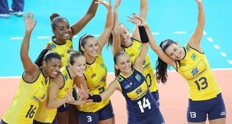 Band transmitirá partidas de vôlei das seleções brasileiras
