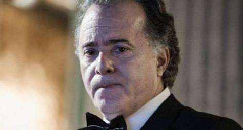 Tony Ramos interpretará vilão em Favela Chique