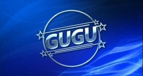 Gugu define atrações da estreia de seu novo programa