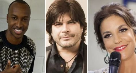 Globo anuncia novo trio de jurados do SuperStar