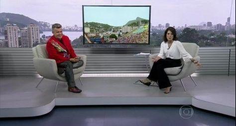 Apuração do Carnaval do Rio surpreende na audiência