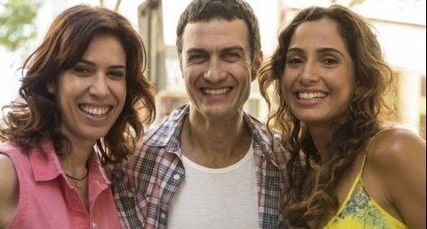 Gabriel Braga Nunes fará par com Maria Clara Gueiros em novela