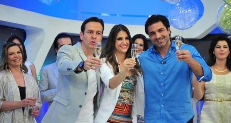 Ex-trio do Hoje em Dia fecha acordo com a RedeTV!
