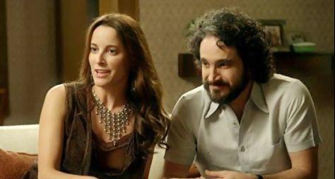 Boogie Oogie: Paulo e Diana voltam para Londres