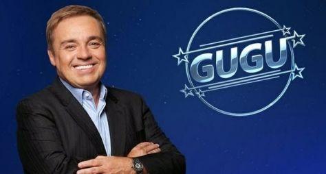 """""""É realmente desafiador"""", diz Gugu sobre retorno à TV em horário nobre"""